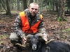Hunter with Black Hawaiian Ram kill