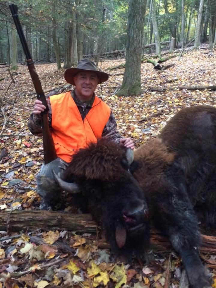 Buffalo Hunting Trips in PA