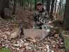 whitetail deer hunting trips