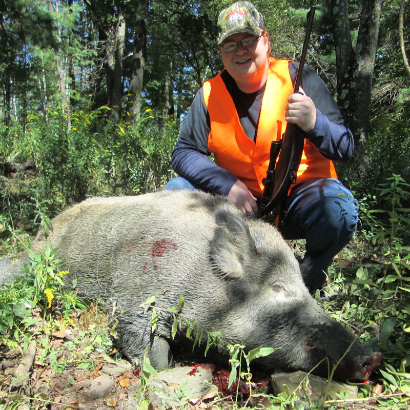 Pennsylvania Hunting | Tioga Boar Hunting