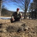 Shot Strategies for Hog Hunting