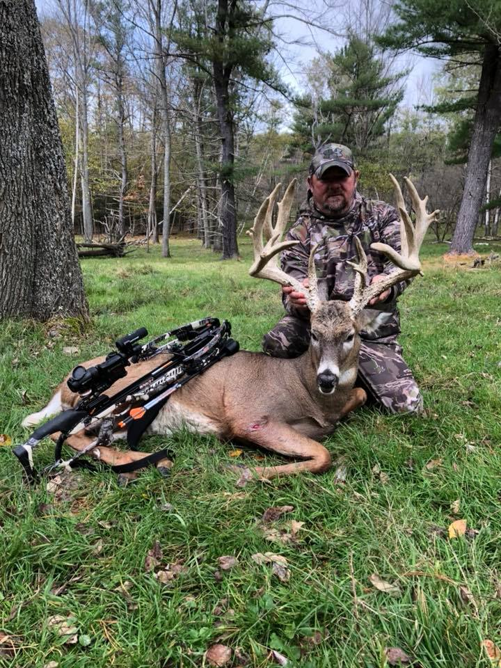 Guided Trophy Whitetail Deer Hunting Trips in Pennsylvania