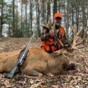 Red Stag Deer Vs Bull Elk Hunting