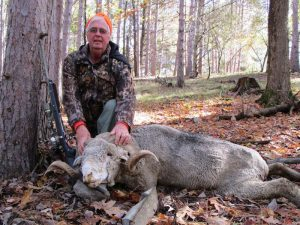 Rocky Mountain Ram Hunting in Pennsylvania